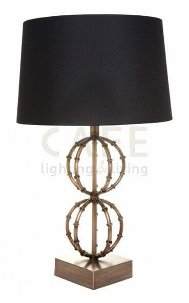 Café Lela table lamp- Gold