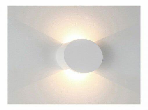 HV8060 - Candy Round Plaster LED Wall Light