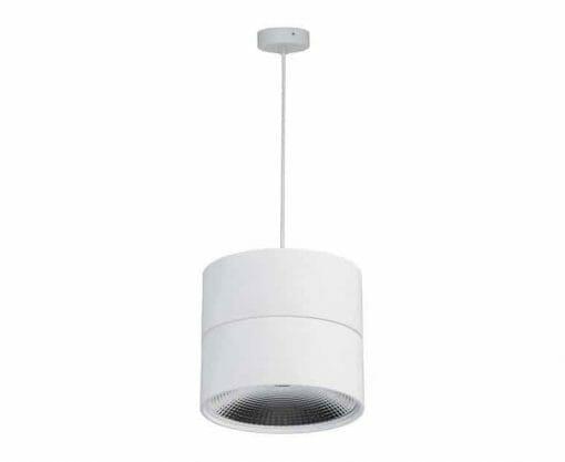 NELLA White 18w LED Pendant