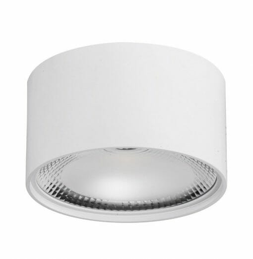 NELLA White 18w Surface Mounted LED Downlight