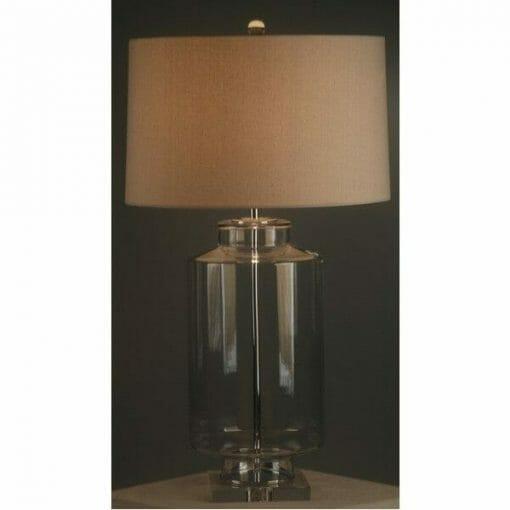 ONE WORLD-DU0040 TABLE LAMP