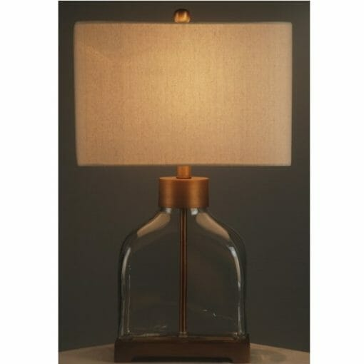 ONE WORLD-DU0041 TABLE LAMP